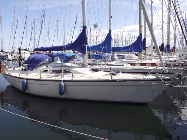 Dehler Yachtbau Dehler 34/Optima 106 -VERKAUT