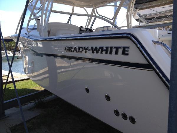 Grady-White 307 Freedom