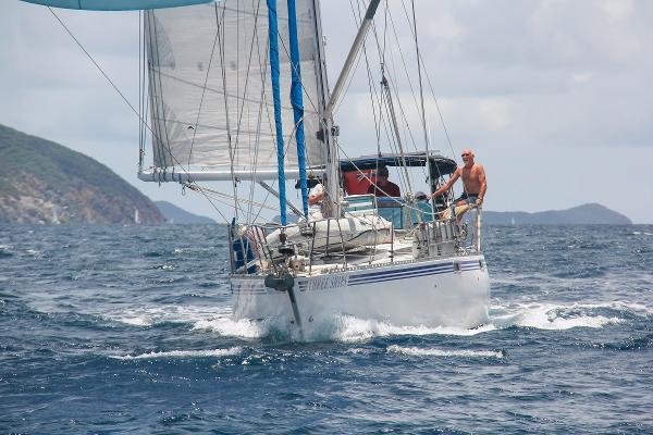 Custom Gitana 43 Ocean Going Yacht Gitana 43 Three Ships