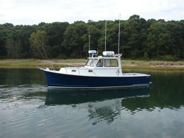 Seaworthy Down East Lobster Style Port Profile
