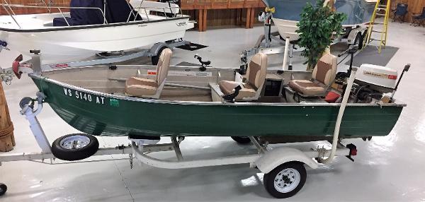 Mirrocraft 14 Fishing boat