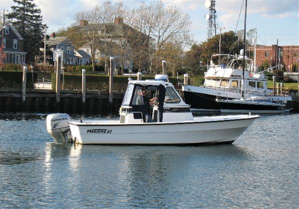 Maritime Skiff 23 Patriot