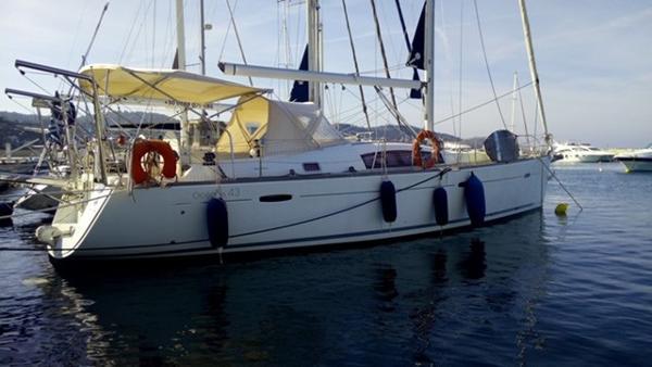 Beneteau OCEANIS 43 Exclusive