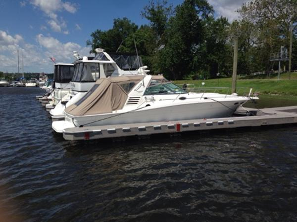 Sea Ray 370 Express Cruiser Recreation My Therapy