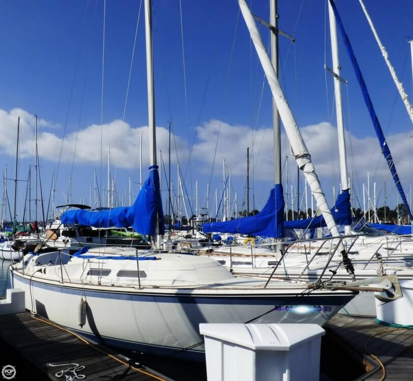 O'Day 32 1978 O'day 32 for sale in San Diego, CA