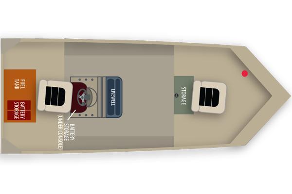 Alumacraft MV 2072 AW T CC