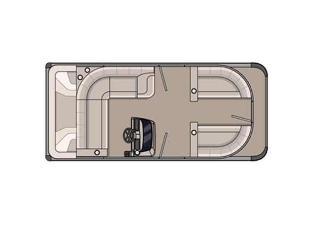 Avalon Eagle Series Quad Lounger 18'
