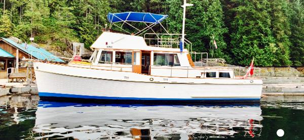 "Grand Banks 42 Classic ""Northerly"""