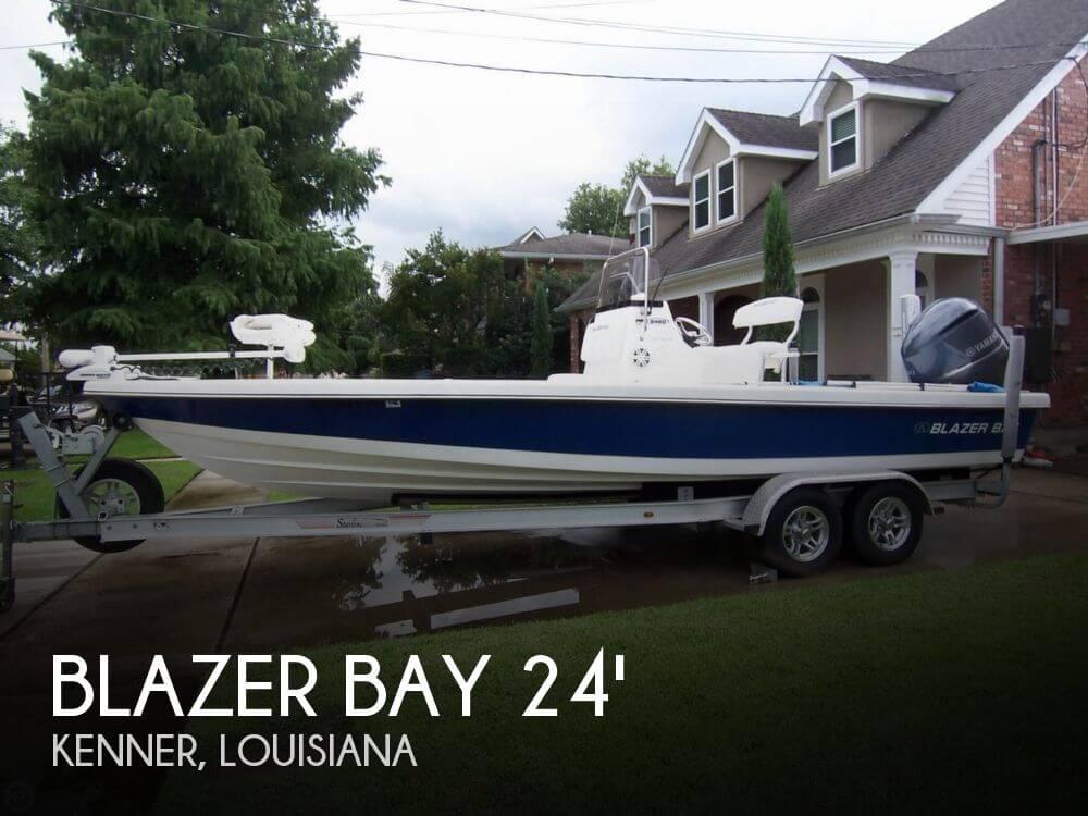 Blazer Boats Pro 2420 CC 2008 Blazer Bay Pro 2420 CC for sale in Kenner, LA