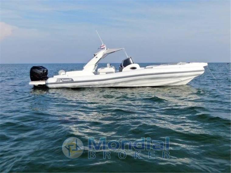 MARLIN BOAT Marlin 372 fb