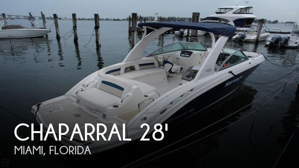 Chaparral 284 Sunesta 2010 Chaparral 284 Sunesta for sale in Miami, FL