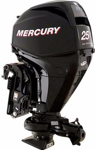 Mercury Inflatables 25 ELPT