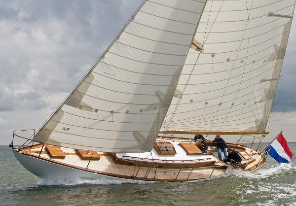 Sparkman And Stephens New York 32 Sloop