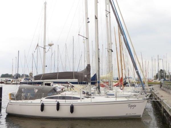 Delphia 37.3 - VERKAUFT/SOLD Delphia 37.3 - Contact-Yachts