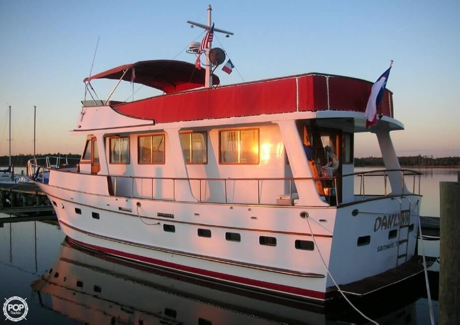 Marine Trader 50 MY 1982 Marine Trader 50 MY for sale in Beaumont, TX