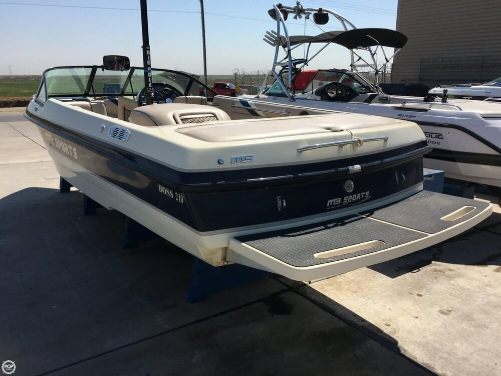 Mb Sports Boss 210 1998 MB Sports Boss 210 for sale in Discovery Bay, CA