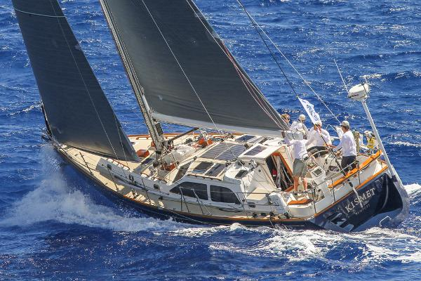 Morris Yachts 48
