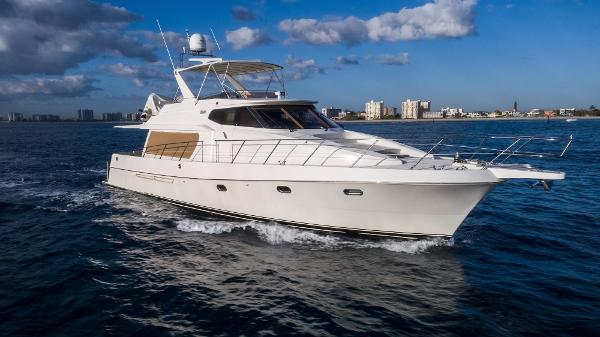 Mckinna 57 Pilothouse Profile Starboard