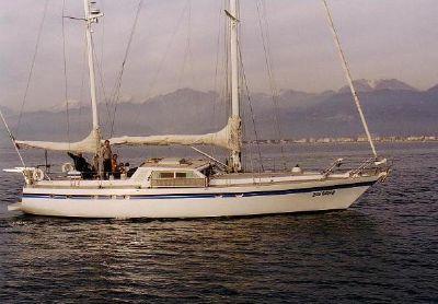 Benetti Sail Division Giles ketch