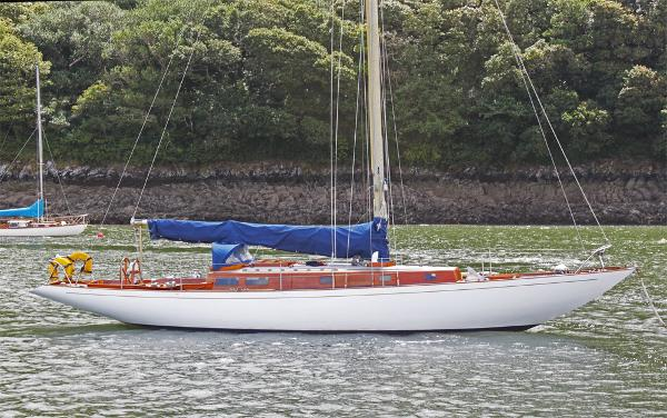 David Boyd 43 ft 8 Metre Sloop