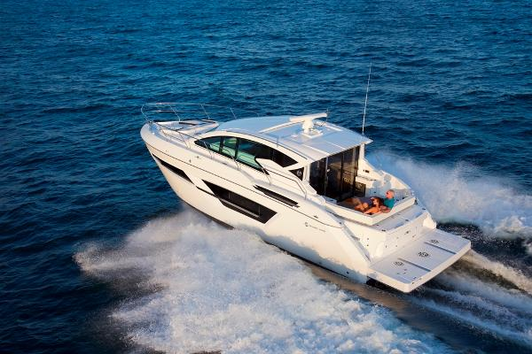 Cruisers Yachts 46 Cantius Manufacturer Provided Image