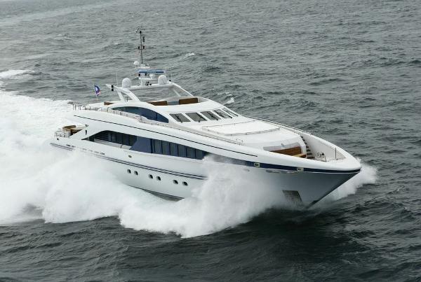 Heesen Motor Yacht 37M Heesen