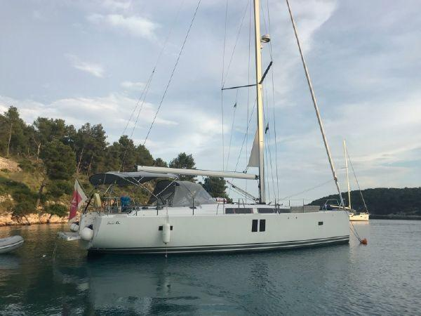 Hanse 495 / Owners