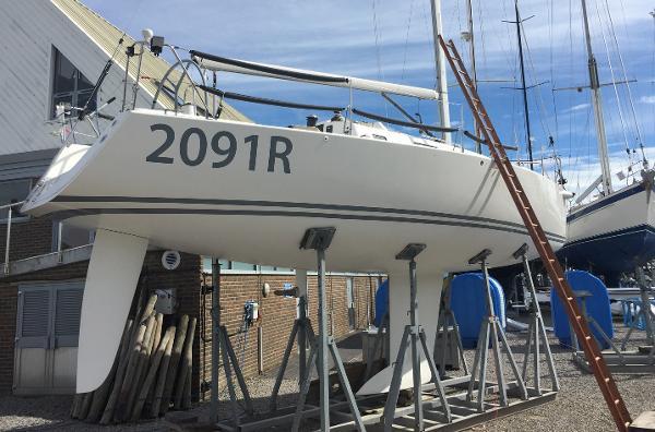 J Boats J/109 J/109
