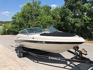 Caravelle Boats 196 LS 2009 Caravelle 19 for sale in New Braunfels, TX