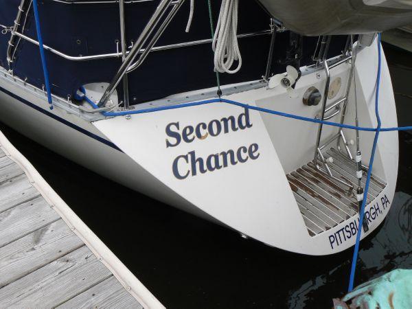 "CS 40 40' CS ""Second Chance"""