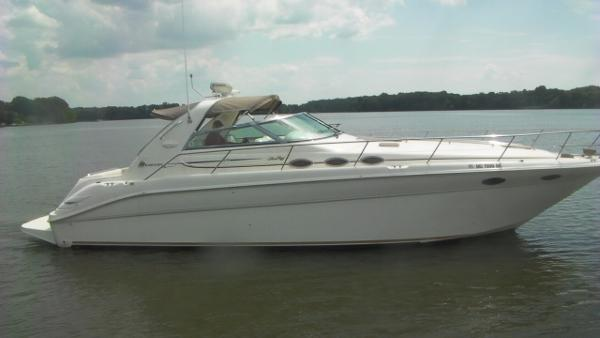 Sea Ray 370 Sundancer Beautiful 37' 1997 Sea Ray Sundancer