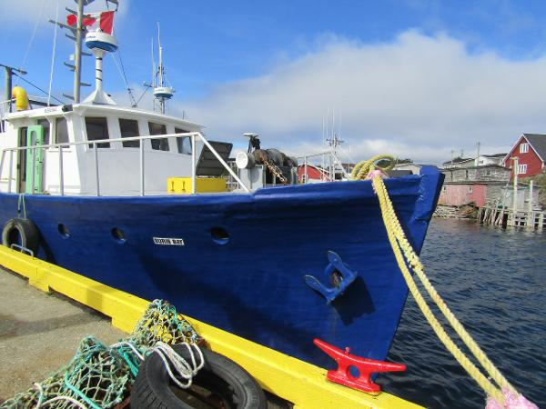 Trawler down east