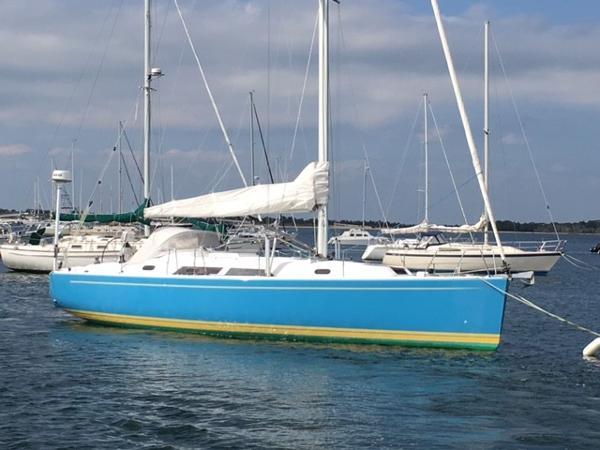 Hanse Yachts 400e