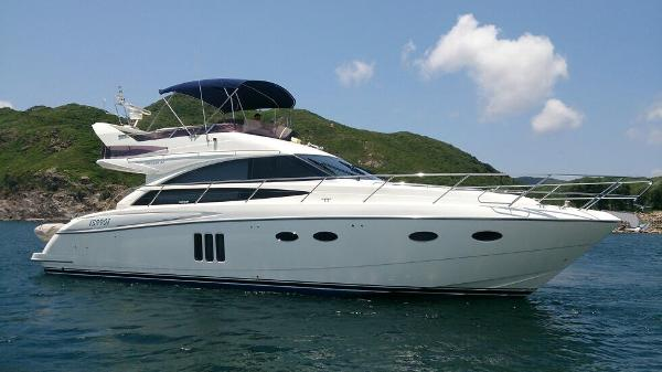 Princess 54 Motor Yacht Princess 54 Profile