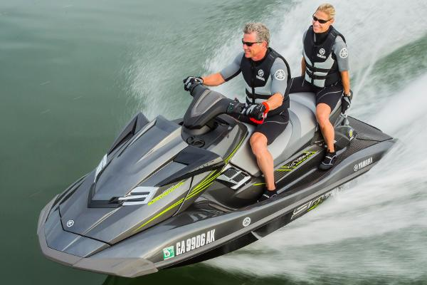 Yamaha WaveRunner FX SHO Manufacturer Provided Image