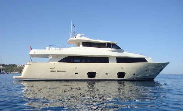 Ferretti Yachts Custom Line Navetta Ferretti Custom Line Navetta 26