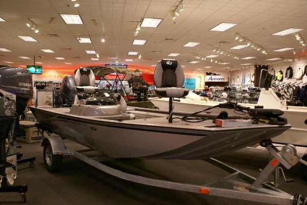 G3 Boats Eagle 166