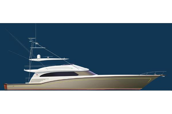 Sea Force Ix 88.5 Luxury Sport Yacht