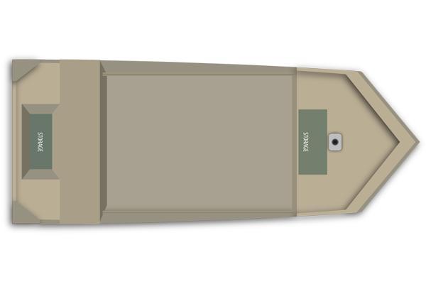 Alumacraft VB 1860 AW T