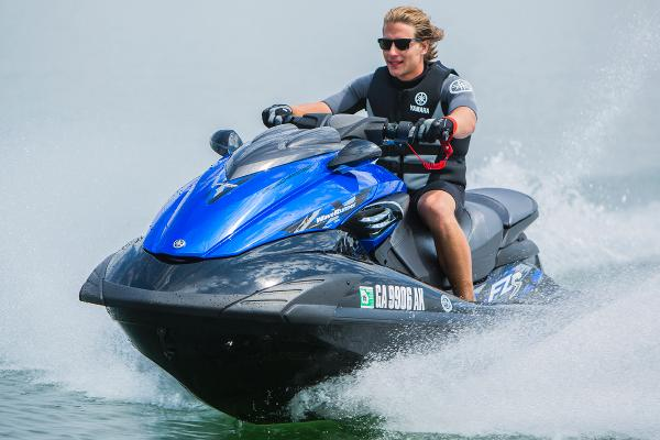 Yamaha Waverunner FZS Manufacturer Provided Image