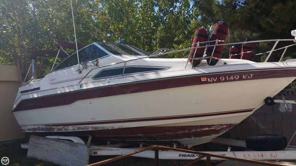 Sea Ray 220 Sundancer 1991 Sea Ray 220 Sundancer for sale in North Las Vegas, NV