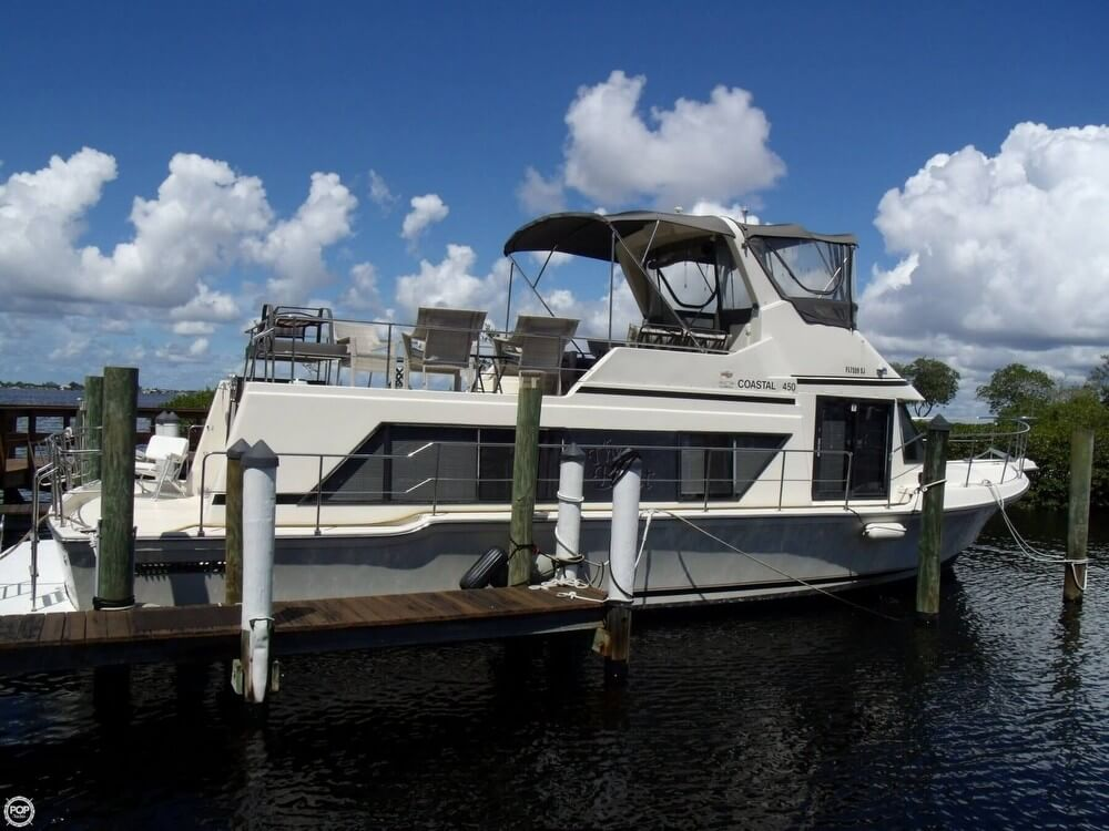 Harbor Master Coastal 450 1989 Harbor Master Coastal 450 for sale in Fort Myers, FL