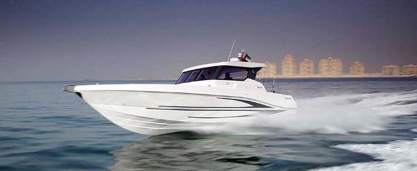 Gulf Craft Silvercraft 36HT Silvercraft 36HT