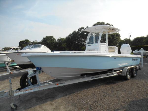 Everglades Boats 243 Cc