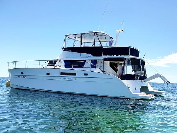 Fountaine Pajot Cumberland 46