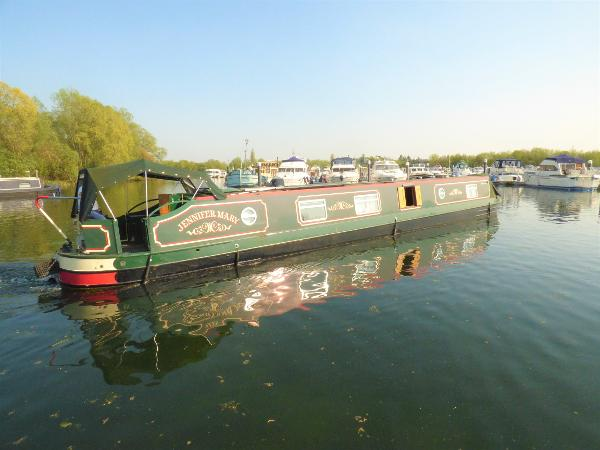 Narrowboat Stenson Boats