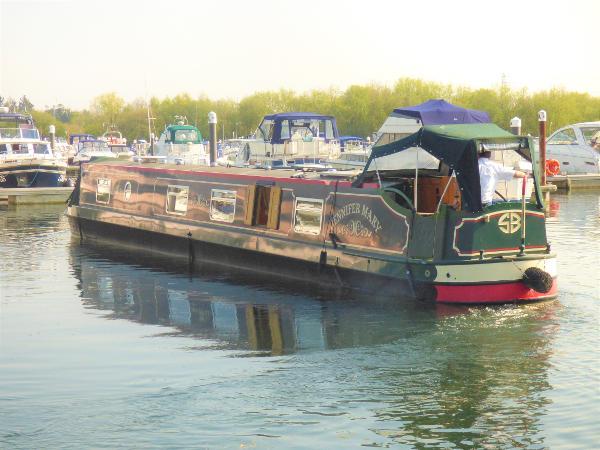 Narrowboat Stenson Boats
