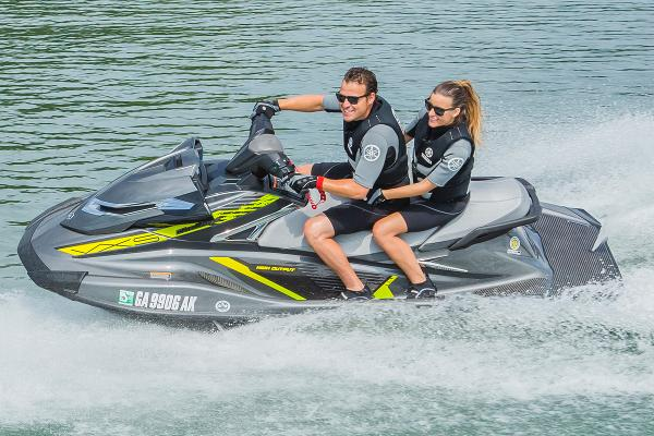Yamaha Waverunner VXS Manufacturer Provided Image