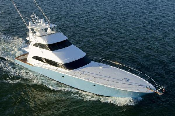 Sea Force Ix 91.5 Luxury Sport Yacht