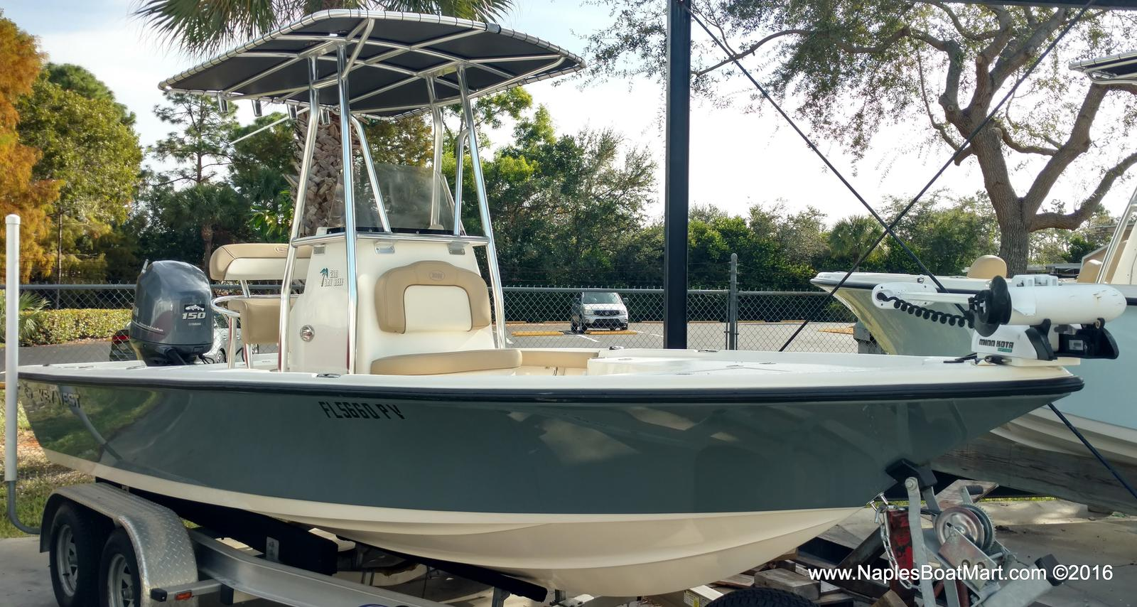 Key West Boats, Inc 210BR
